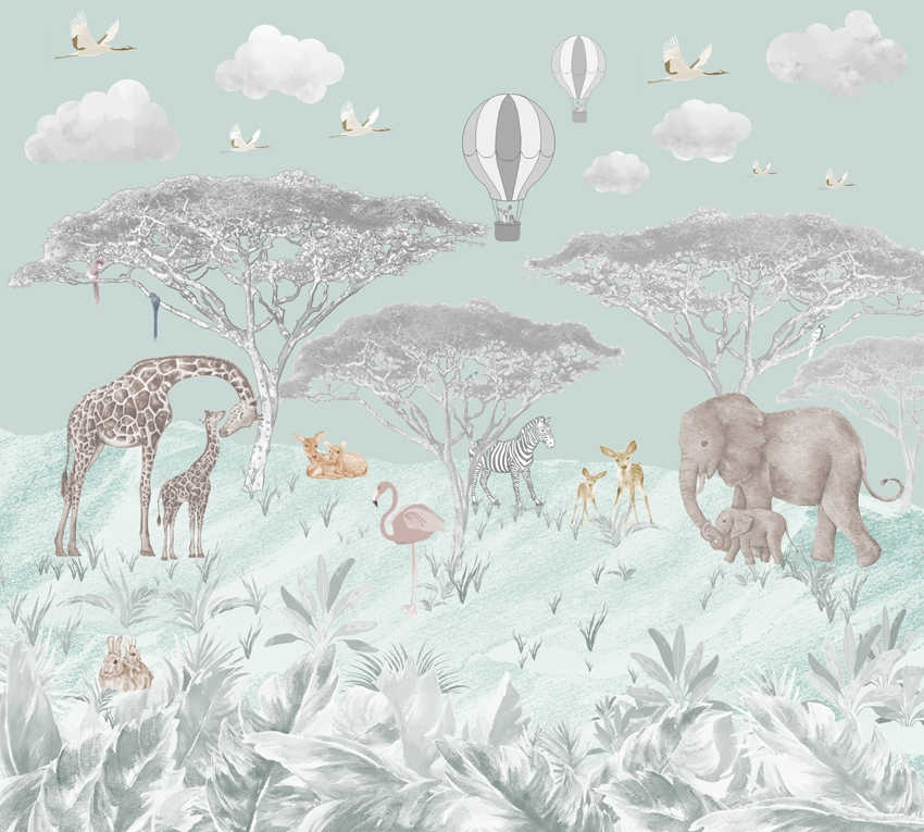 Jungle(Orman) Mint